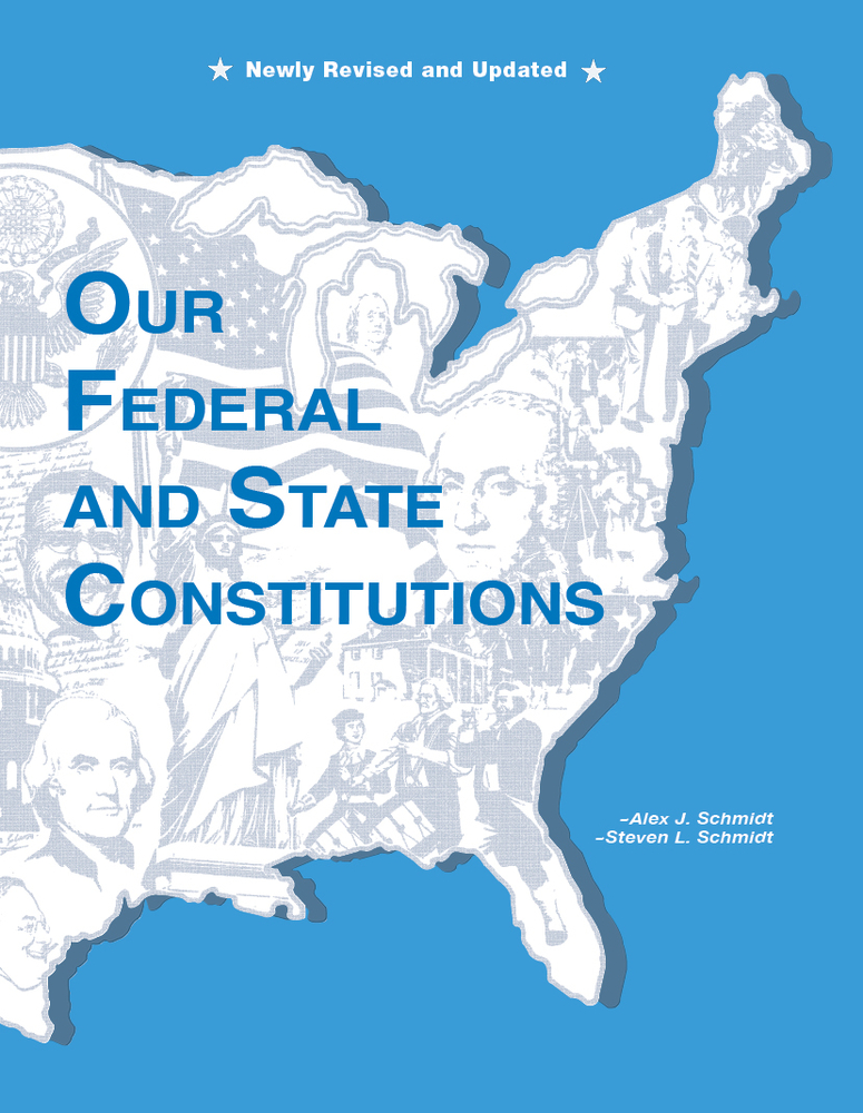 federal constitution A hypertext version of the united states constitution.