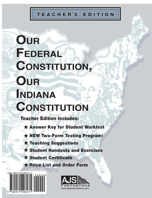 Free federal and state constitution testing program