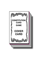 Image U.S. Constitution Card Game