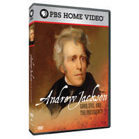 Image Andrew Jackson:  Good, Evil and the Presidency  DVD