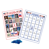 Image Constitution and Citizenship Bingo - New!
