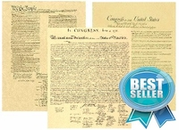 Image Our Founding Documents (set of 3)