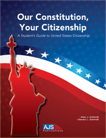 Image Our Constitution, Your Citizenship worktext