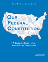 Image Our Federal Constitution - A Student's Guide to the U.S. Constitution