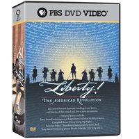 Image Liberty - The American Revolution DVD 3 discs