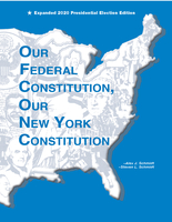 Image Our Federal Constitution, Our New York Constitution