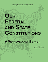 Image Our Federal and State Constitutions - Pennsylvania Edition