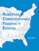 Image Nuestras Constituciones Federal y Estatal (Spanish edition) copy
