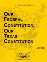 Image Our Federal Constitution, Our Texas Constitution